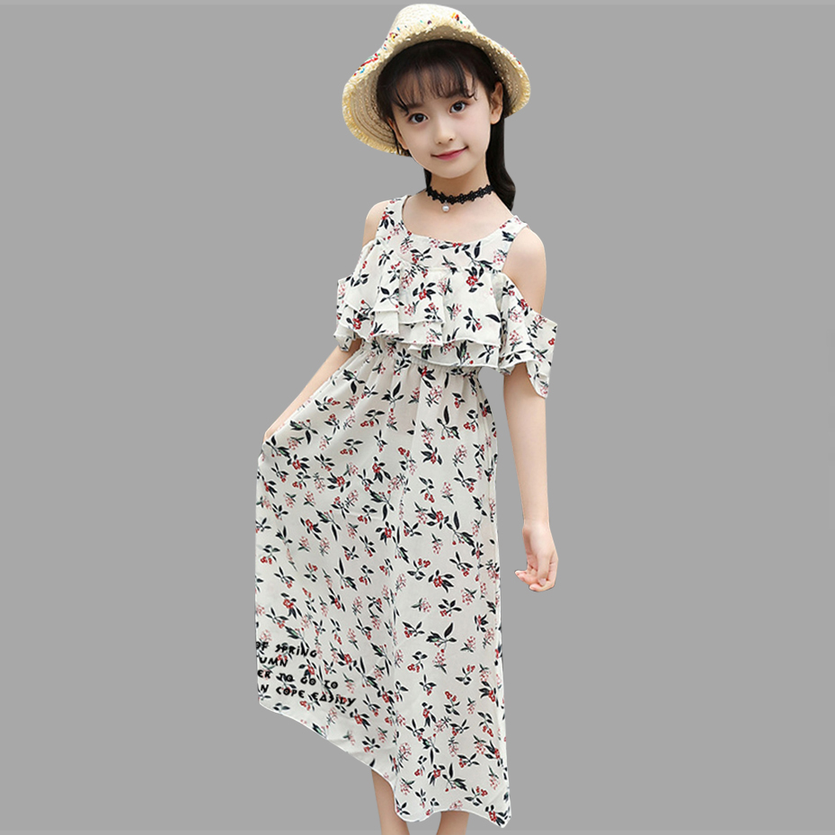 Aliexpresscom  Buy Summer Dress Girl Beach Off Shoulder
