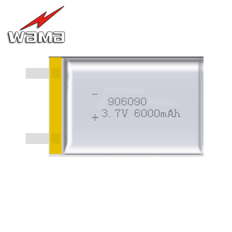 2x Wama 906090 Real 6000mAh Li ion 3 7V Rechargeable Battery Lithium Polymer Mobile font b