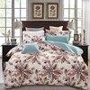 Home Textile Reactive Print Pure Cotton 4Pcs Bedding Sets Luxury Include Quilt Cover Bed Sheet Pillowcase