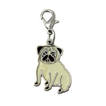 Dog tag Disco Disco Pet Carlini ID Smalto Accessori Della Collana Del Collare Del Pendente 2018 Nuovo collare di cane collier chien(China)