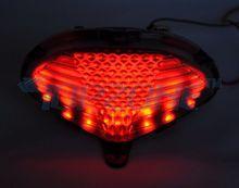 Luz Trasera LED integrado de Señal de Vuelta Para Honda 2011-2012 CBR 250R