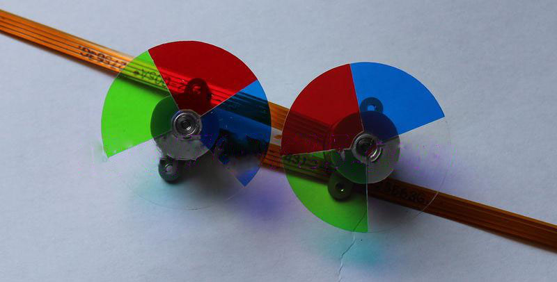 S20 T45 S35 Projector Color Wheel