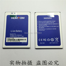 Mobile phone battery for HOMTOM HT3 battery 3000mAh High capacit Long standby time for HOMTOM phone battery
