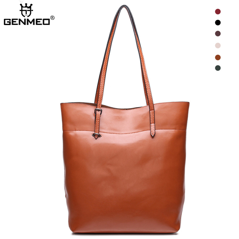 New Arrival Famous Brand Genuine Leather Fashion Handbag Women Leather Shoulder Bags Sexy Ladies Cow Leather Messenger Bag Bolsa genuine leather handbag 2018 new shengdilu brand intellectual beauty women shoulder messenger bag bolsa feminina free shipping