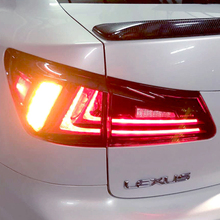 manufacturer for IS250 Tail light for IS350 LED Taillight 2006-2014 for IS300 Tail lamp with DRL+Reverse+Brake