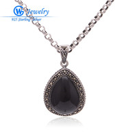 Healing Crystal Beads Opal Stone Ruby Pendant Jewelry Of Silver 925 Pendant Tibetan Amulets GW Fine