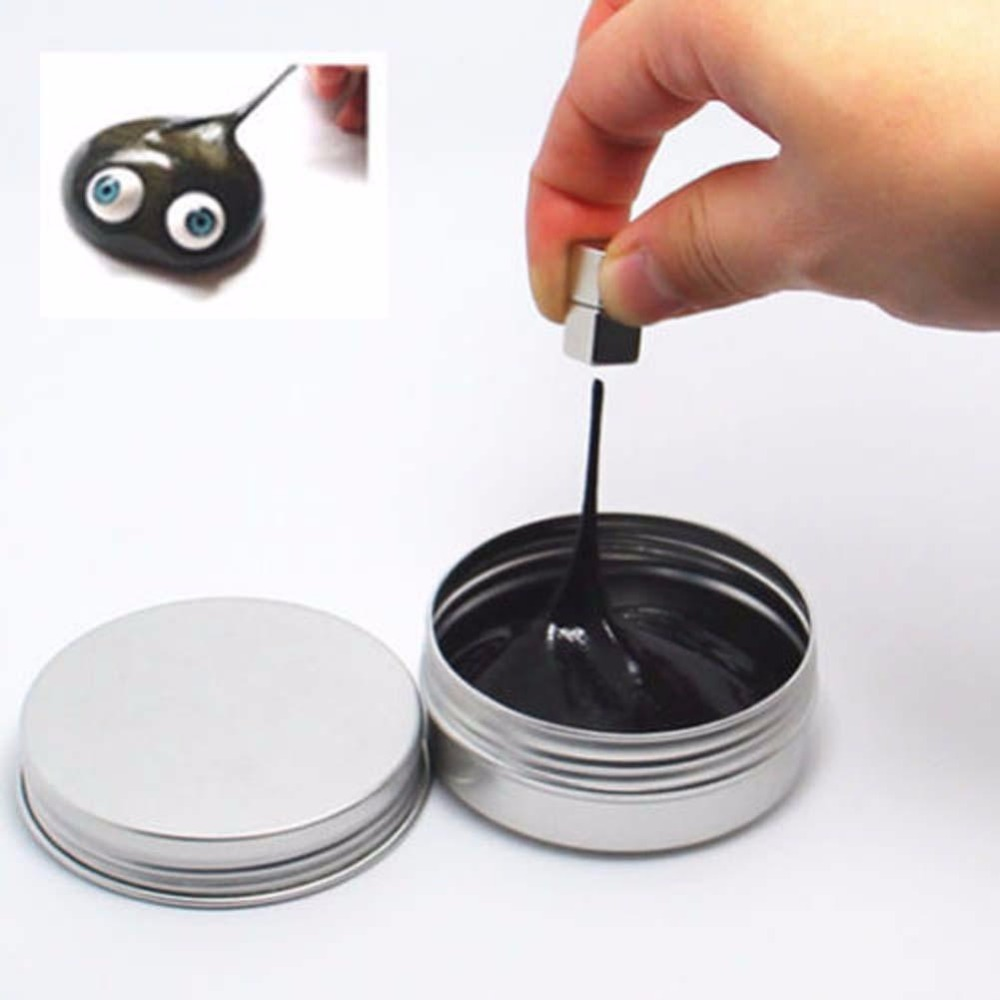 2016 Hot new arrive Gift Creative Super Strong Magnet Magnetic Putty Mesa Amazing Fun Educational Toy