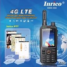 WCDMA 4G talkie walkie android 6.0 système global appel interphone émetteur récepteur téléphone portable radio talkie walkie avec accessoires