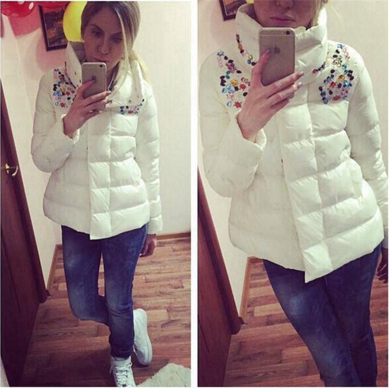 Online Get Cheap White Winter Jackets Women -Aliexpress.com ...