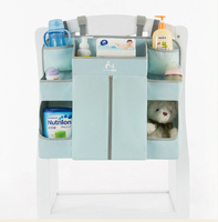 baby nursery hanging diaper organizer baby bed baby bed hanging storage bag accessories newborn crib bedding set cot organizer