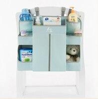 baby nursery hanging diaper organizer baby bed baby bed hanging storage bag accessories newborn crib bedding set cot organizer