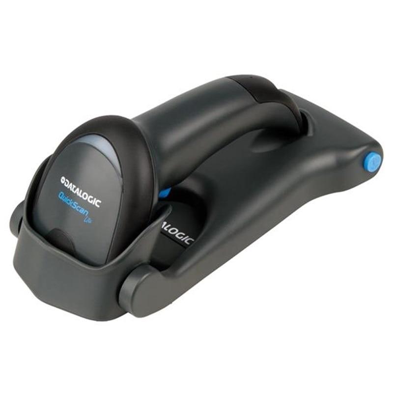 Datalogic barcode scanner barcode reader QW2120 QuickScan Lite QW2100 1D USB linear imager Green Spot blac