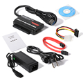 SATA/IDE to USB 3.0 Adapter Converter Cable HDD + External Power Adapter AC353