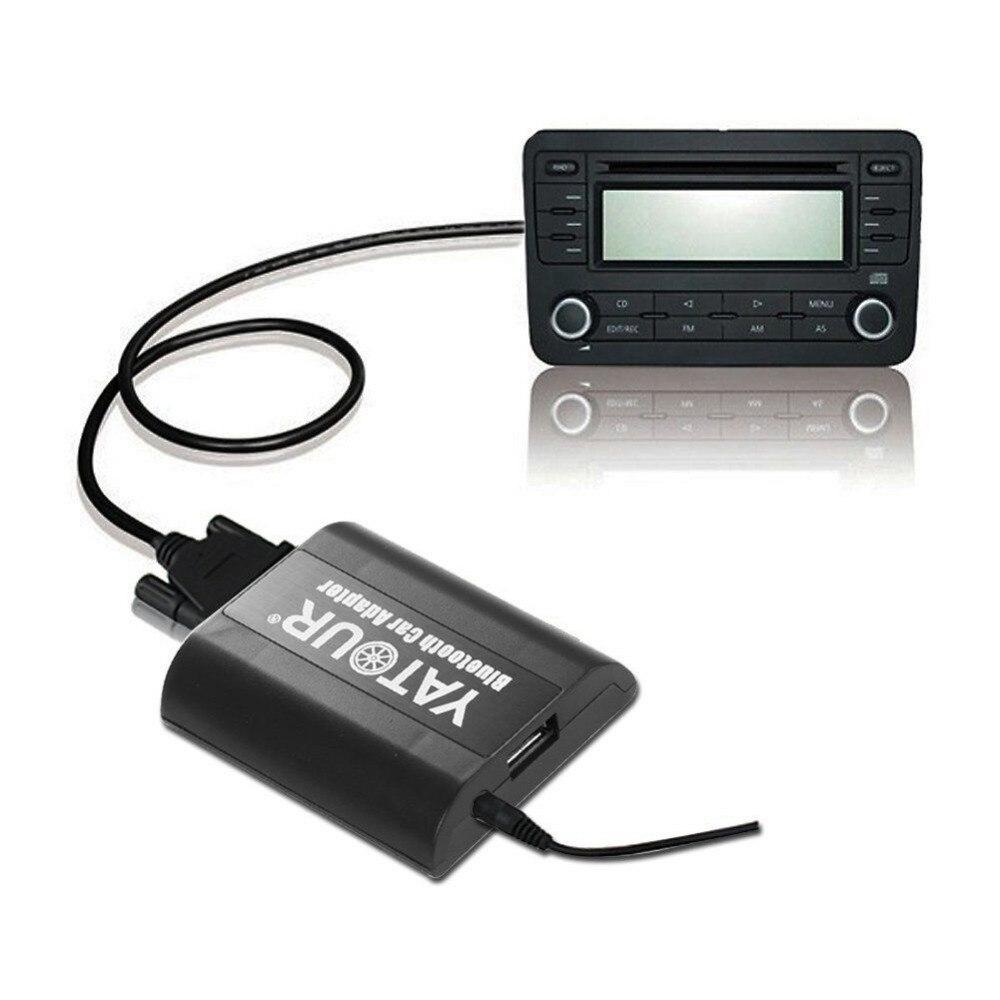 Nouveau! Yatour BTA voiture adaptateur Bluetooth Kit pour usine tête unité Radio pour BMW E39 X3 X5 Z4 Z8 pour Range Rover pour MINI R5x