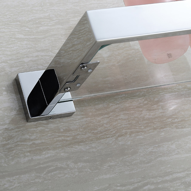 Glazen Plank. Gallery Of Praya Eris Glazen Planchet Chroom With ...