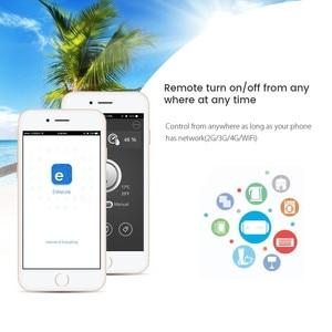Image 5 - Sonoff TH16 חכם Wifi מתג ניטור טמפרטורת לחות Wifi חכם מתג בית אוטומציה ערכת עובד עם Alexa Google בית