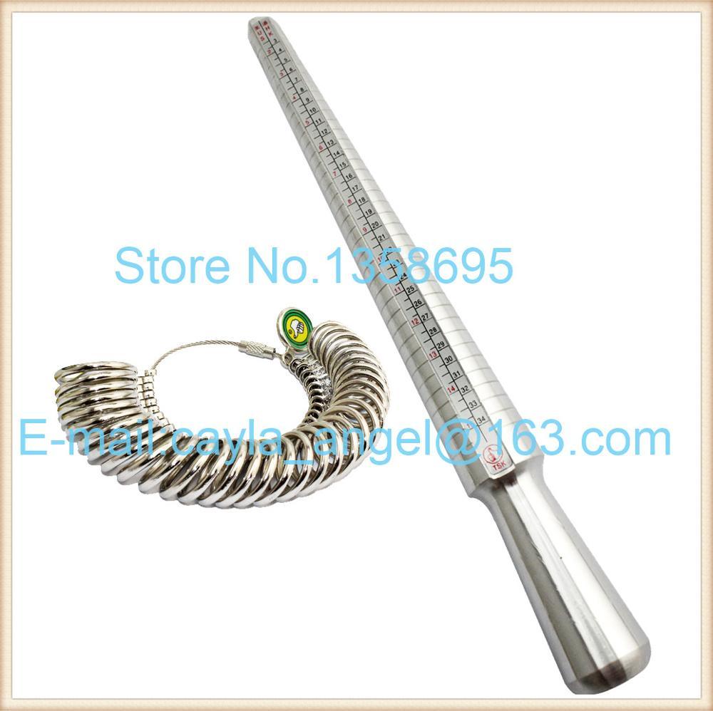 Che Dorn Ring Stick, 4 Skala Ring Meßstab EUR UNS JAPAN HK & Ring ...