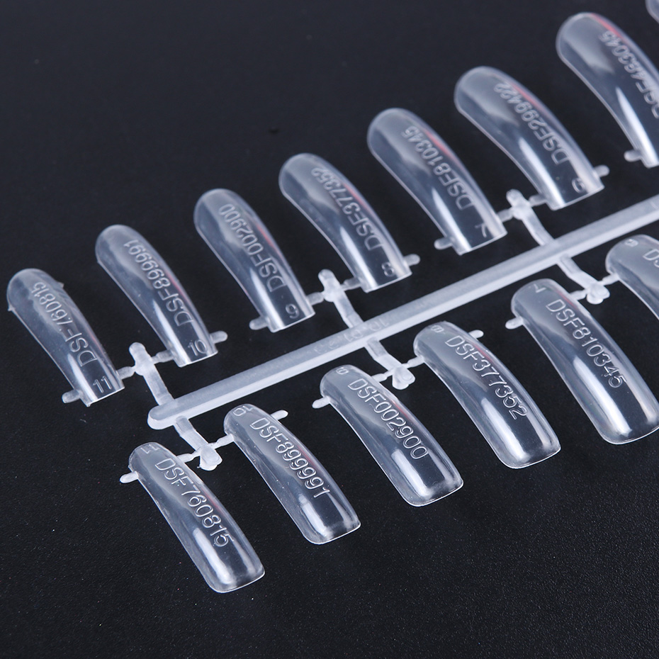 24pc Quick Building Nail Forms Finger Extension Mold Builder Acrylic UV Poly Gel Polish Tips Tool False Nail DIY Manicure LA1020 (4)