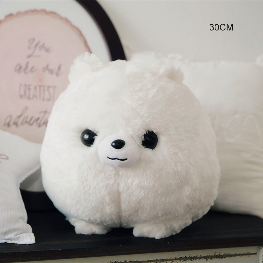 Cute Stuffed Doggy Toys Soft Plush Puppy Pillow Doll Toy Gift For Kids Girlfriend @LS