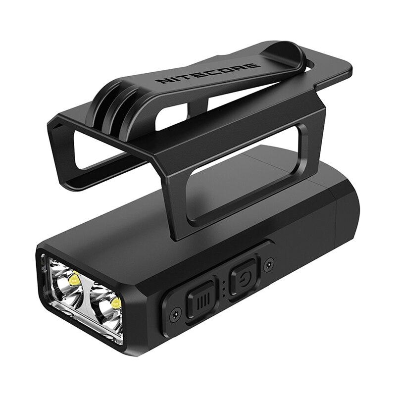 Image 4 - 100% Original Mini Light NITECORE TIP2 CREE XP G3 S3 720 lumen USB Rechargeable Keychain Flashlight with Battery-in LED Flashlights from Lights & Lighting