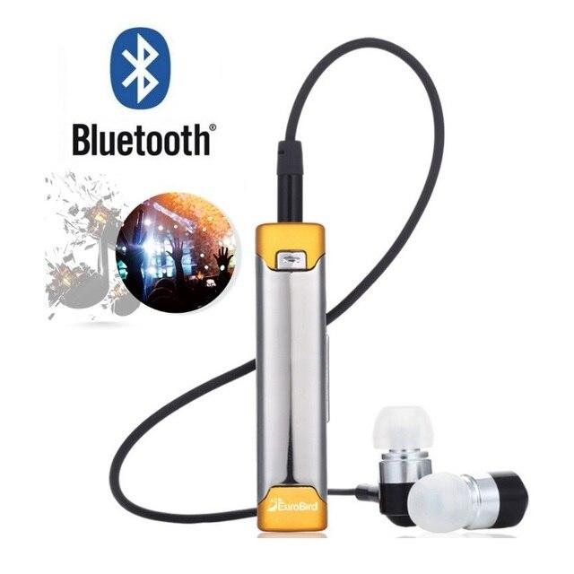 HiFi Sport Heavy Bass Lavalier Auricular Wireless Bluetooth Earphone Blue Tooth Headset Microphone Bluetooth Stereo Earphones