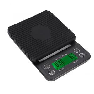 Image 4 - Digital Drip Coffee Scale with Accurate Timing High Precision Electronic Scale Multifunction Kitchen Bakery Food Scale