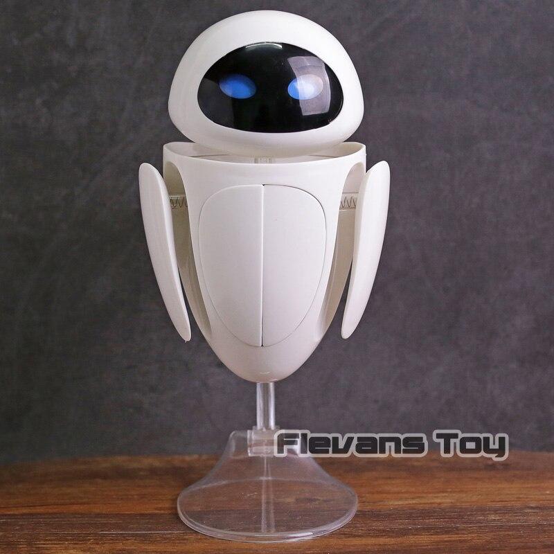 Mur E transformant EVE 6 Expressions oculaires PVC figurine à collectionner modèle jouet