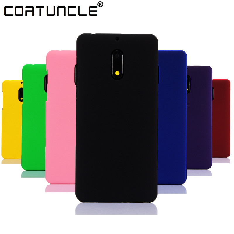 Phone <font><b>Cases</b></font> sFor Coque <font><b>Nokia</b></font> 8 <font><b>Case</b></font> Slim 360 Matte Hard plastic PC Candy Color Back Cover For Fundas <font><b>Nokia</b></font> 3 <font><b>5</b></font> 6 8 <font><b>Case</b></font> image