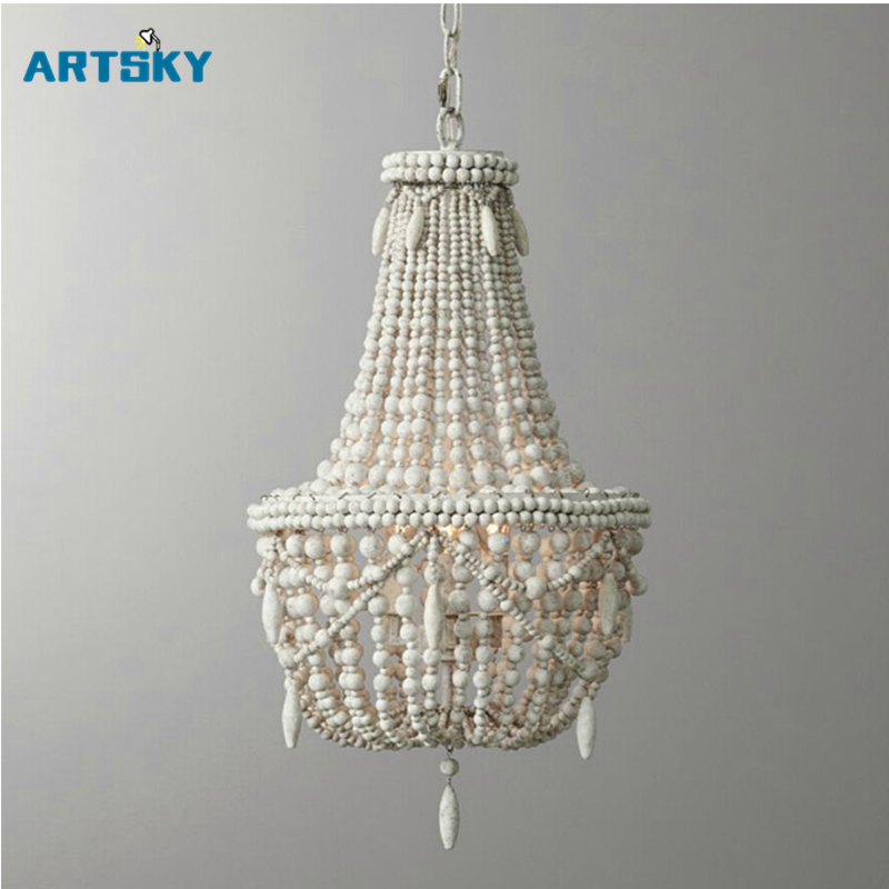 line Buy Wholesale wooden chandelier beads from China