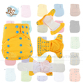 Wholesale Cheap High Quality New Arrival AIO Reusable Nappies Couche Cloth Diaper Cover PUL Size Adjustable Fralda Baby Diapers