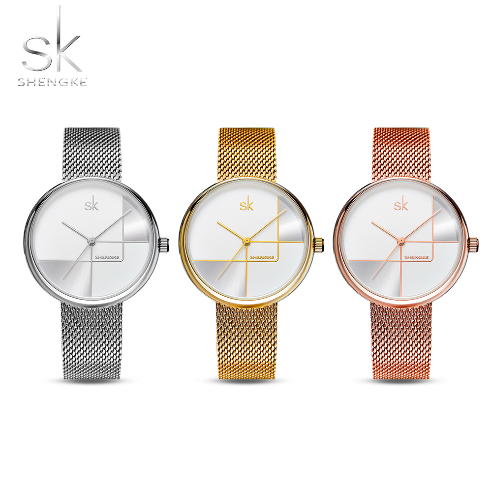 Sk Creative Luxury Women's Bracelet Watch 1