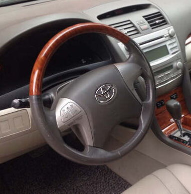 New Steering Wheel Airbag Cover For Toyota Camry 2007 2017 Free Shipping