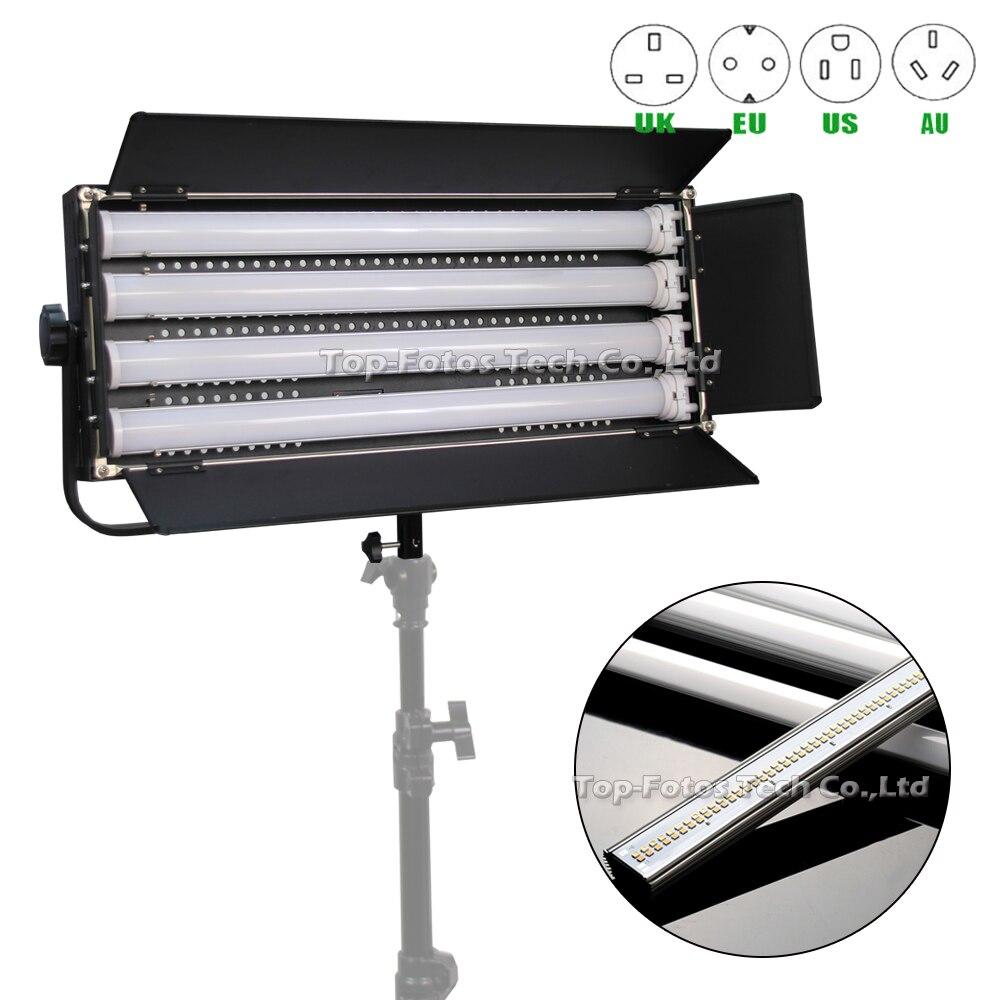 Pro 3200-5500K AdjustabLe 1000PCS LED Video Studio Photography Light With DMX Camera