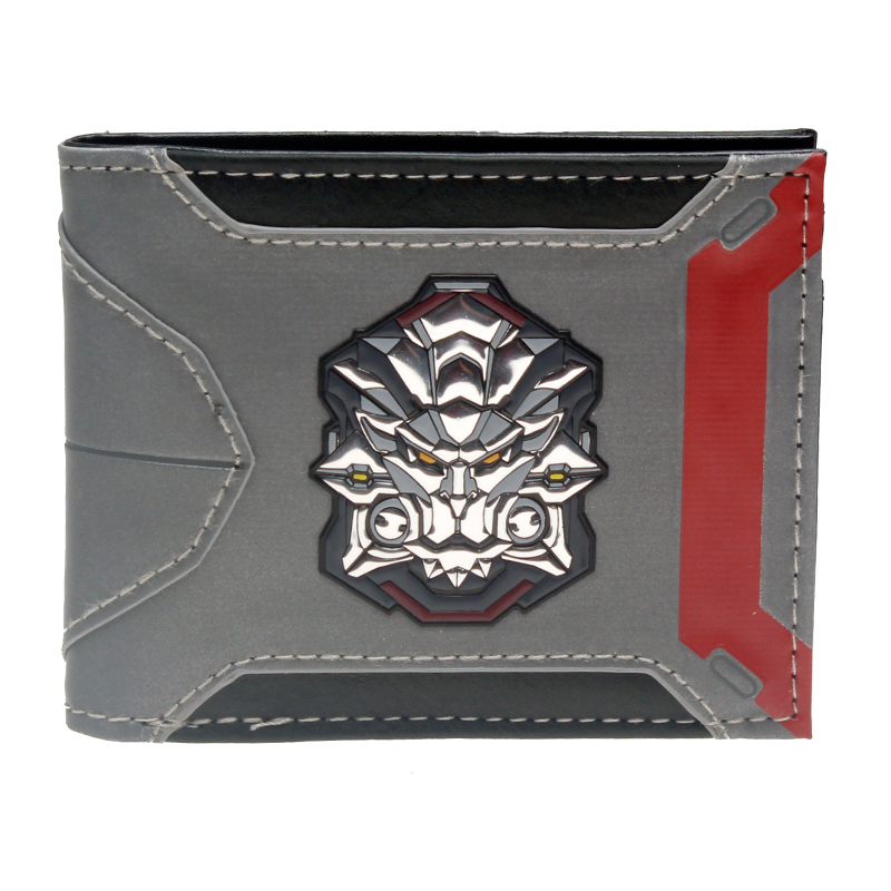 OVERWATCH DEBOSSED BI-FOLD WALLET  DFT-3132