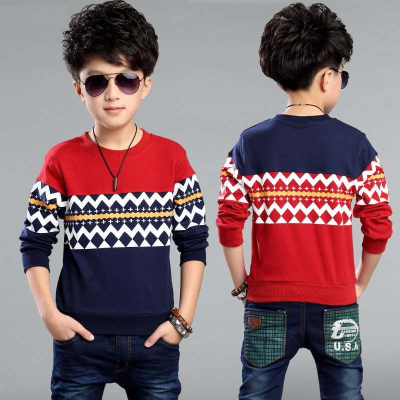 Top Quality Boys Girls Clothing For Children Kids Baby Toddler Big Boy t Shirt Long Sleeve Cotton Shirts 4 6 8 10 12 14 years high quality branded boys t shirts children clothing baby t shirt kids clothes long sleeve striped cotton baby boy t shirt