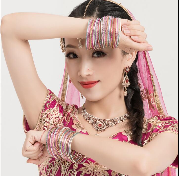 India Pakistan Girl Dance Accessory Woman Bellydance Performance  Bracelet