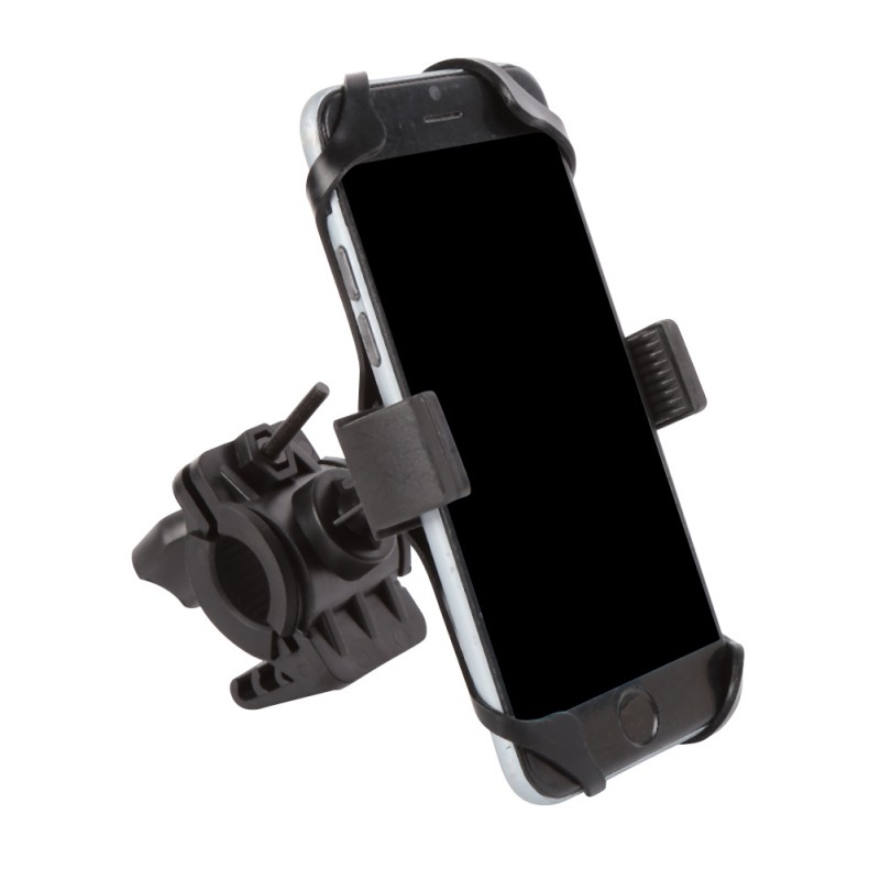 Universal <font><b>Bike</b></font> Support Smartphone Motorcycle Driver <font><b>Holder</b></font> Mobile Mobile <font><b>Phone</b></font> <font><b>Holder</b></font> With Silicone image