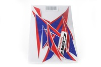 KODASKIN Motorcycle Fairing Emblem Sticker Decal motorcycle fit for HONDA CBR1000RR 2012 2014