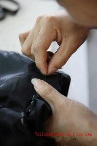 Image 5 - Nouveauté garçons dhonneur personnaliser fait fête de bal palais marié Tuxedos hommes costumes rose mode mariage meilleur homme (veste + pantalon + cravate)