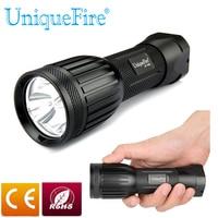 Uv lâmpada led lanterna ultravioleta uniquefire 1408 feito com 3 * 395 400nmtorch verificar o dinheiro e fatura necessidades diárias|flashlight uniquefire|ultraviolet flashlight|uv led -