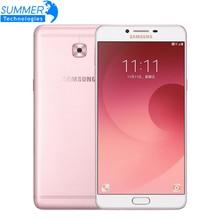 "Original samsung galaxy c9 pro c9000 teléfono móvil android 6.0 6 ""16MP Octa core Dual SIM 6 GB RAM 64 GB ROM Smartphone"