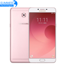 "Original Samsung Galaxy C9 Pro C9000 Mobile Phone Android 6.0 6"" 16MP Octa core Dual SIM 6GB RAM 64GB ROM Smartphone"