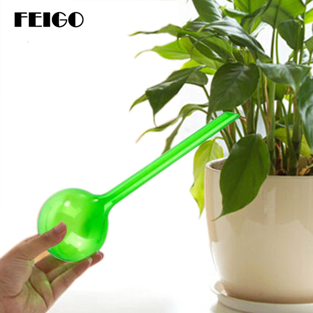 FEIGO Family Automatic Watering Device Indoor Plant Potted Bulb Garden Lazy Man Water Tank Permeating Irrigation Flowers F173