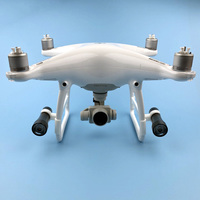 phantom 4 drone Flashlight searchlight Night Flight Light For DJI phantom 4 4pro Advanced Drone Accessories Landing Gear     -