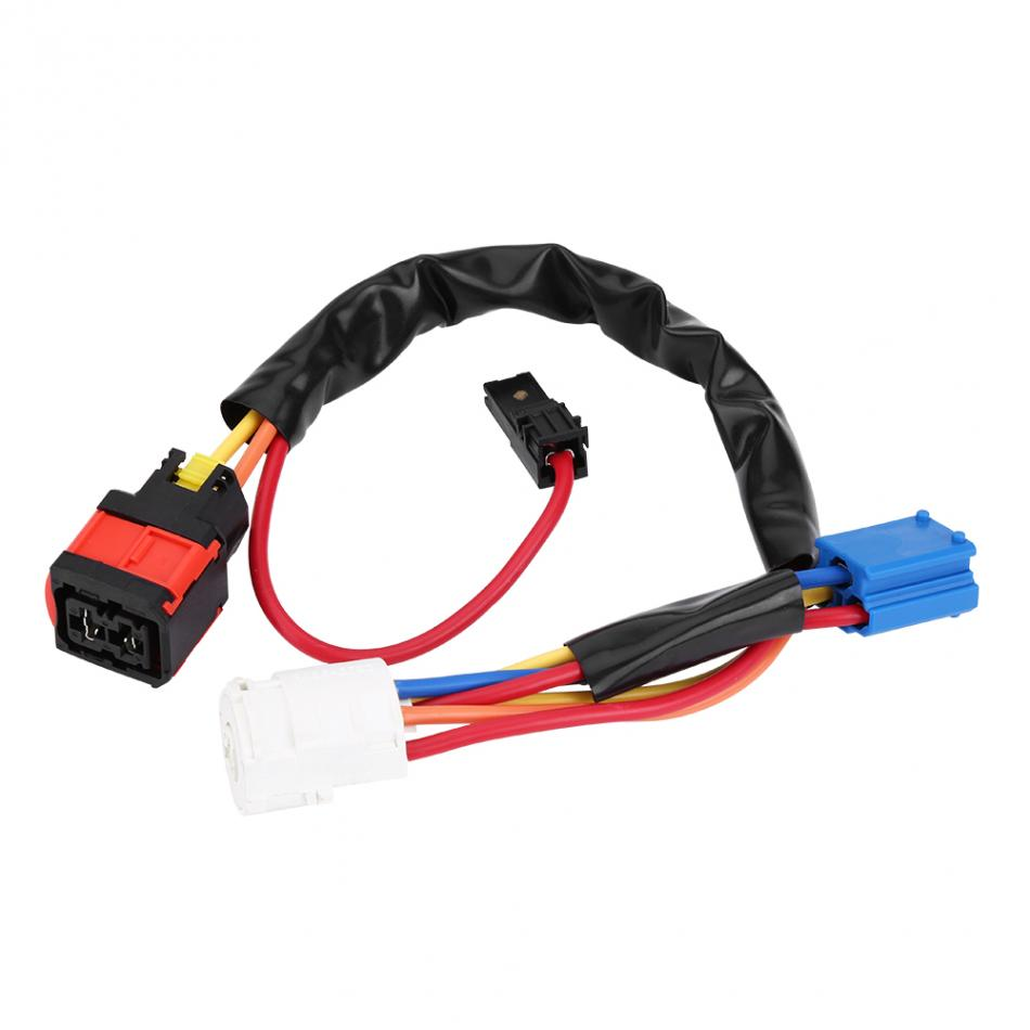 medium resolution of ignition switch lock barrel plug cable wire for peugeot 206 406 citroen xsara picasso ignition coil