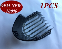 1 sztuk 100% nowy wymienić elektryczne nożyce do strzyżenia włosów głowicy 3-21 MM dla obsługi PHILIPS maszynka do strzyżenia włosów grzebień mały QC5053 QC5070 QC5090 QC5010 QC5050