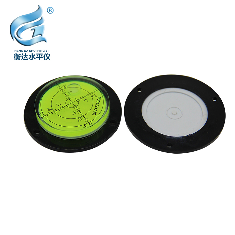 Flange Base Level Bubble Installation levelAccuracy High Precision level bubble accuracy Spirit