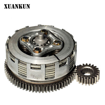 XUANKUN Motorcycle Accessories LX150-56 GP150 / JL150-56 Clutch Assembly