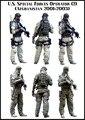 OPERADOR de FORÇAS ESPECIAIS DOS EUA 1/35 Kit Modelo de Resina Frete Grátis