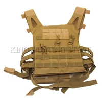 Army Military Tactical Vest Plate Carrier Ammo Chest Rig JPC Vest Airsoft sports Paintball CS Wargame Gear Body Armor Molle Vest